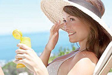 夏季防晒关键步骤   通常情况下