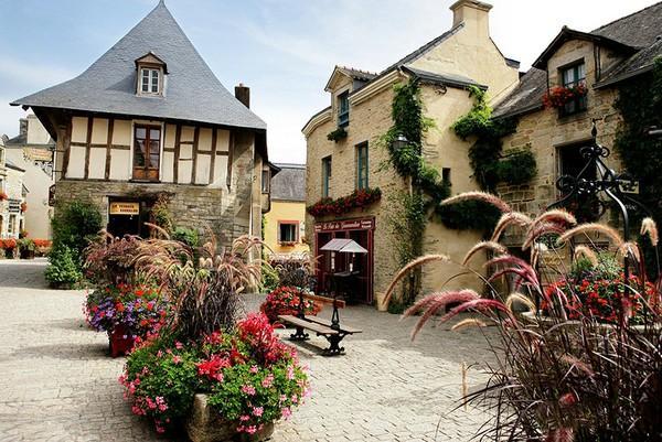 法国最美十大风情小镇