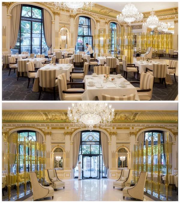 走进巴黎半岛酒店