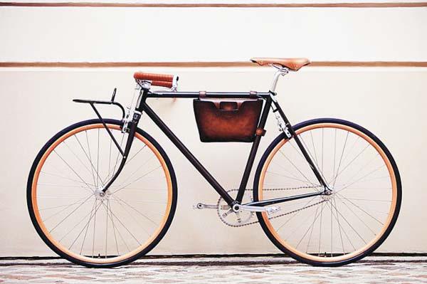 利用光盘手工制作单车