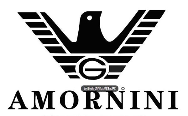 giorgio armani阿玛尼的标志设计,在另外一方面,追求一种至高的简约