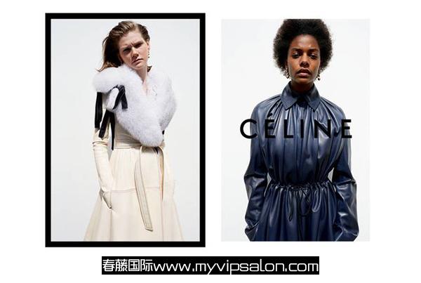 celine 2015秋冬女装广告释出
