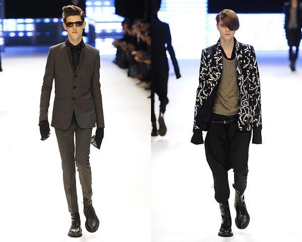 Dior Homme 2007秋冬